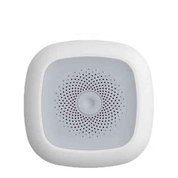 Wireless Smart-heat & Wet Detector Working With Kaku Temperature And Humidity Sensor