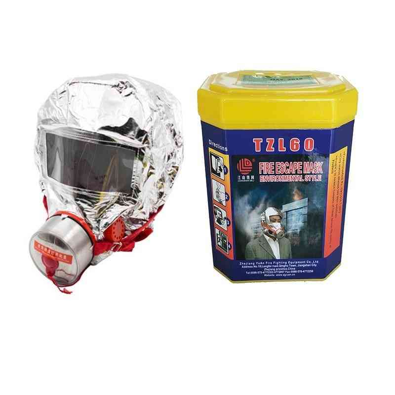 60 Minutes Heat Radiation Fire Escape Mask