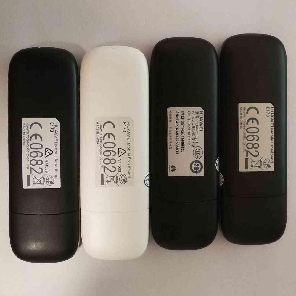 Original Unlocked Huawei E173 7.2m Hsdpa Usb 3g Modem Dongle Stick Mobile Broadband