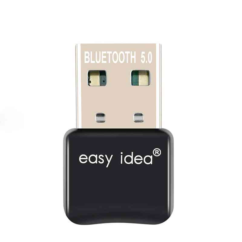 Usb Bluetooth 5.0 Adapter Receiver Wireless Bluethooth Dongle 4.0 For Pc Computer Mini Music Bluthooth Transmitter