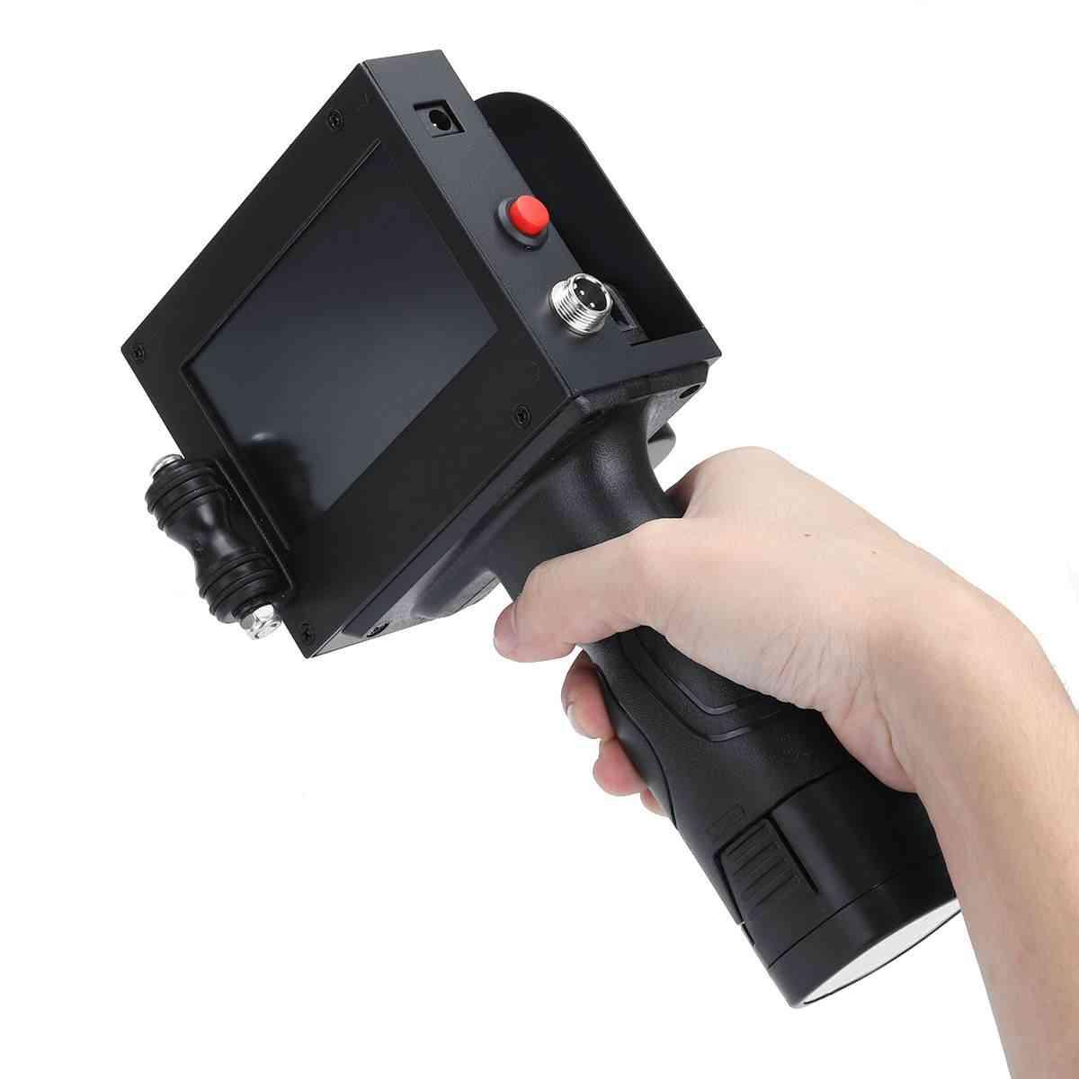 Hand Jet Handheld Thermal Inkjet Printer