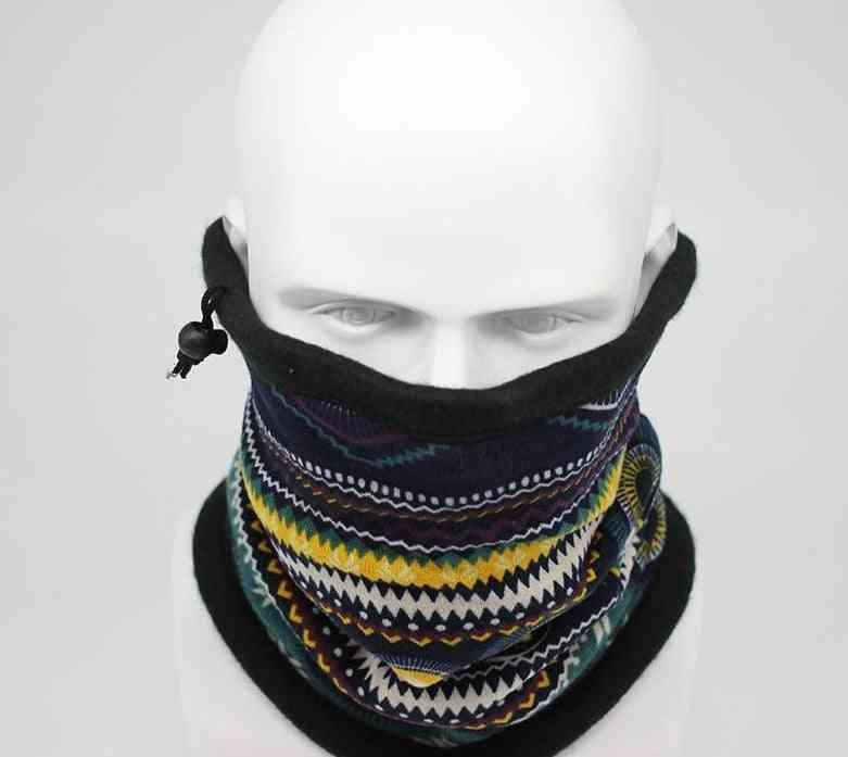 Fashion Winter Owl Bandana Scarf