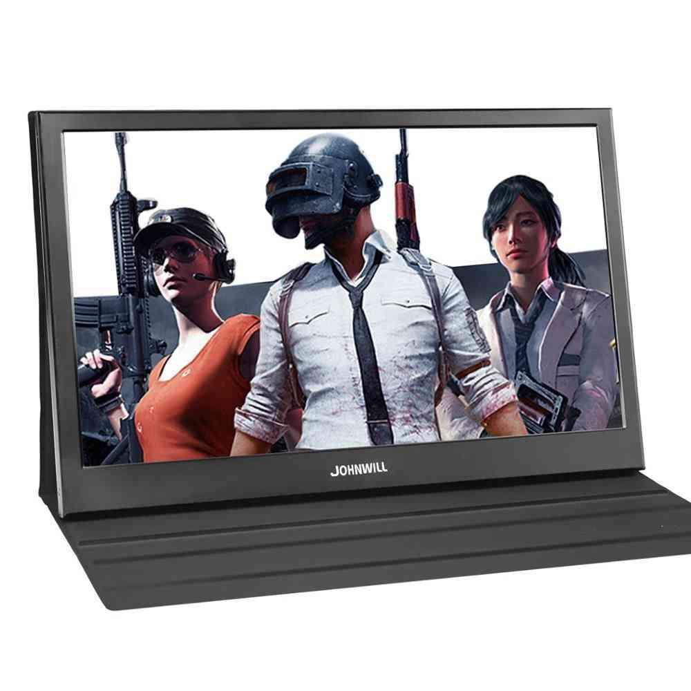 Portable, Full Hd, Hdmi Ips Screen Gaming Monitor, Ultra Thin Display For Ps4