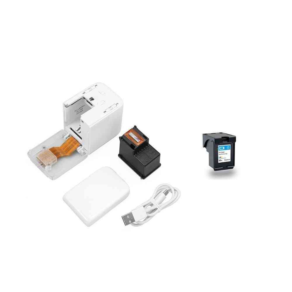 Mini Handheld Printer Wifi Usb For Android Tattoo Logo Wireless Thermal Printer