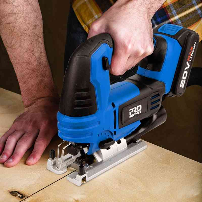 Quick Blade Change Electric Saw