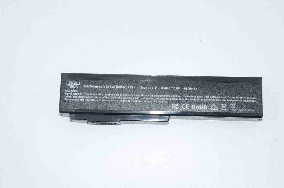 10.8v, Laptop Battery For Asus A32-m50, N53, M50, M50s, N53s