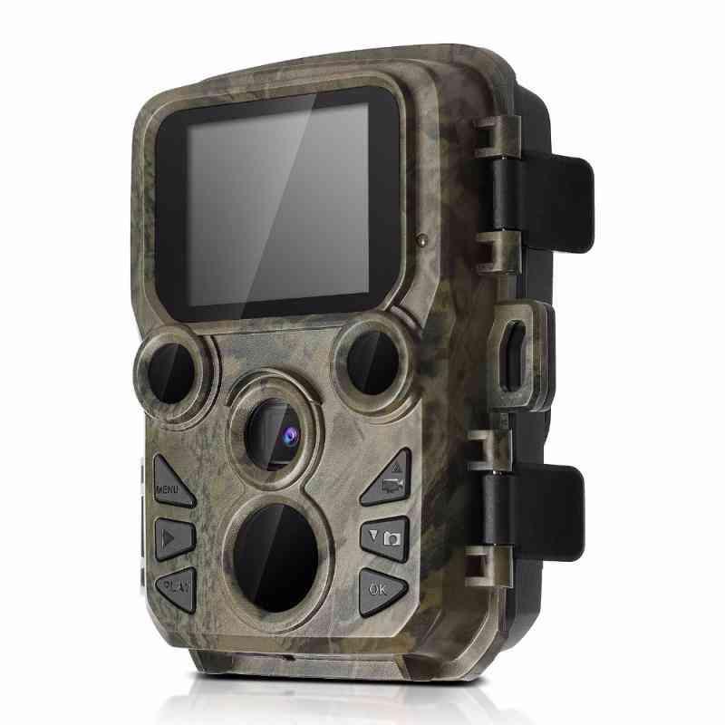 12mp 1080p Hunting Camera 0.6s Motion Fast Trigger Digital Cam Night Vision Camera (mini 300)