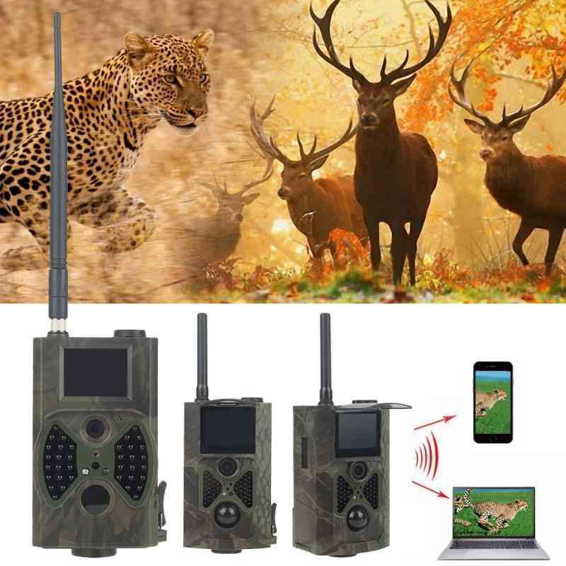 Hd Hunting Trail Camera Video Cameras Gprs Trail Wildlife Camera