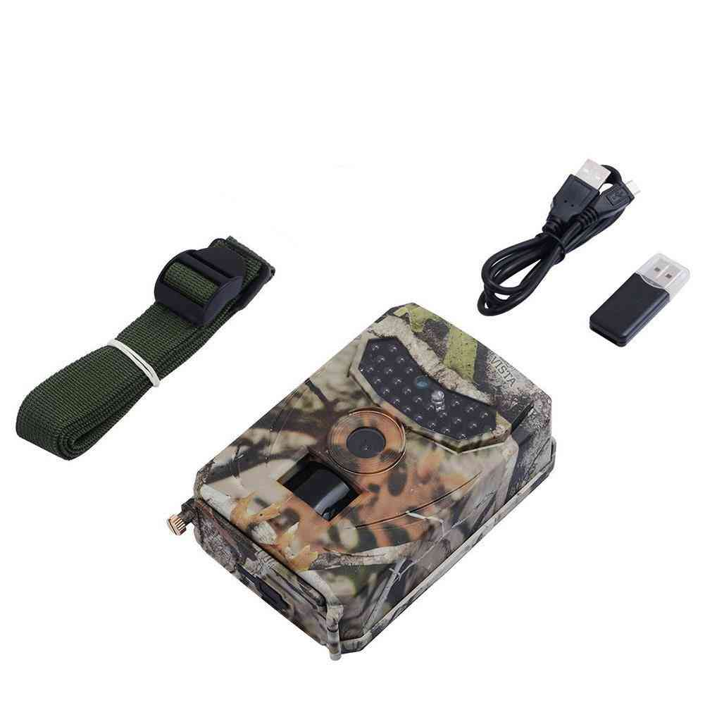 1080p Hd Infrared Hunting Camera Photo Trap 12mp 120 Degree Lens Thermal Camera (type)