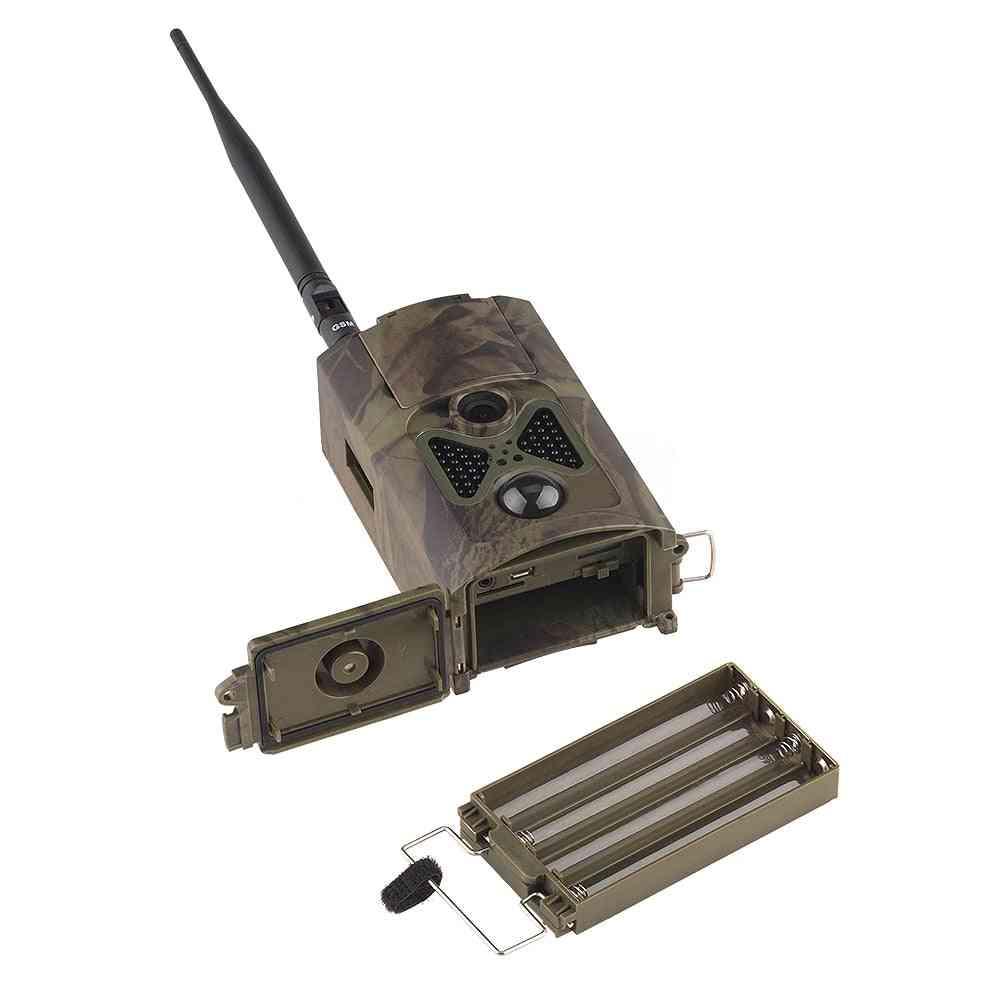 Wild Trail Camera Photo Traps Cellular Mobile Hunting Wildlife Cameras