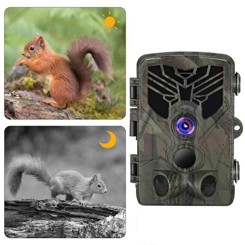 Live Show Wild Trail Camera Wifi App Bluetooth Control Hunting Cameras Night Vision Traps (light Green)