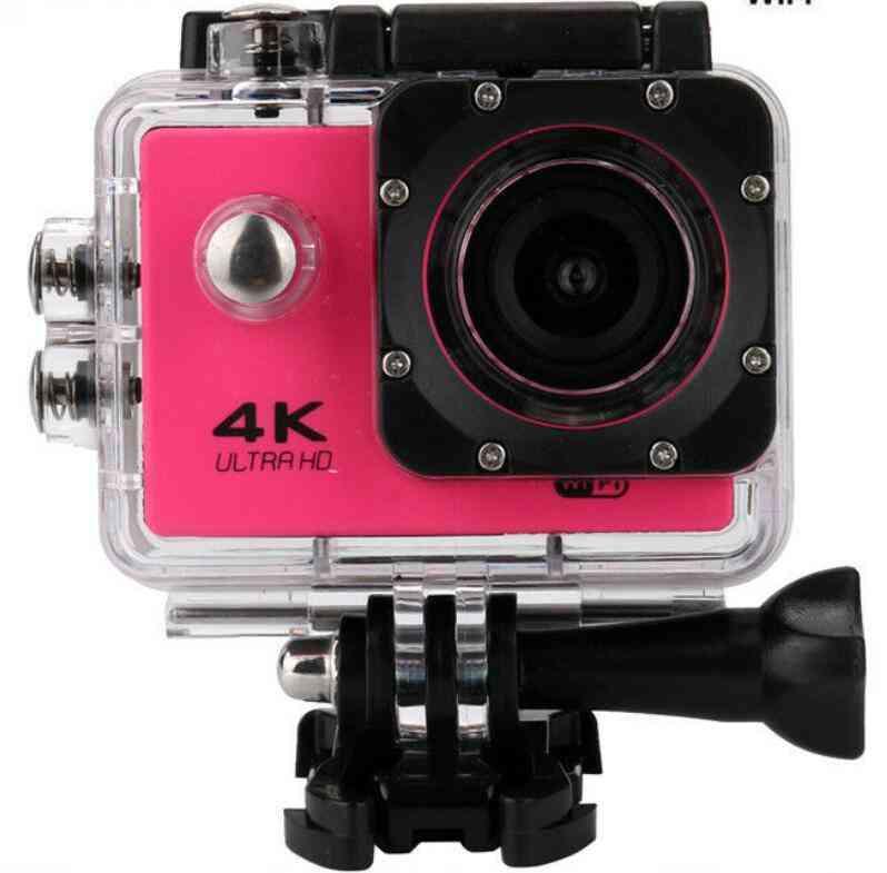 Ultra Hd Sport Camera, Dvr Dv Camcorder, Waterproof Helmet Camcorders