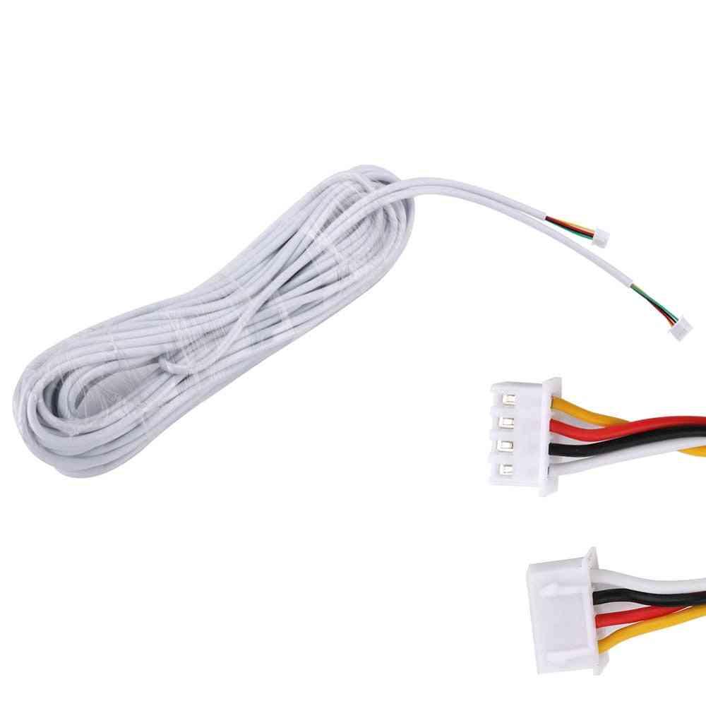 4-wire Cable For Intercom Color Video Door