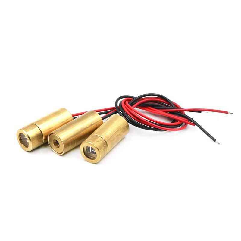 Laser Cross Diode Module Red Copper Head