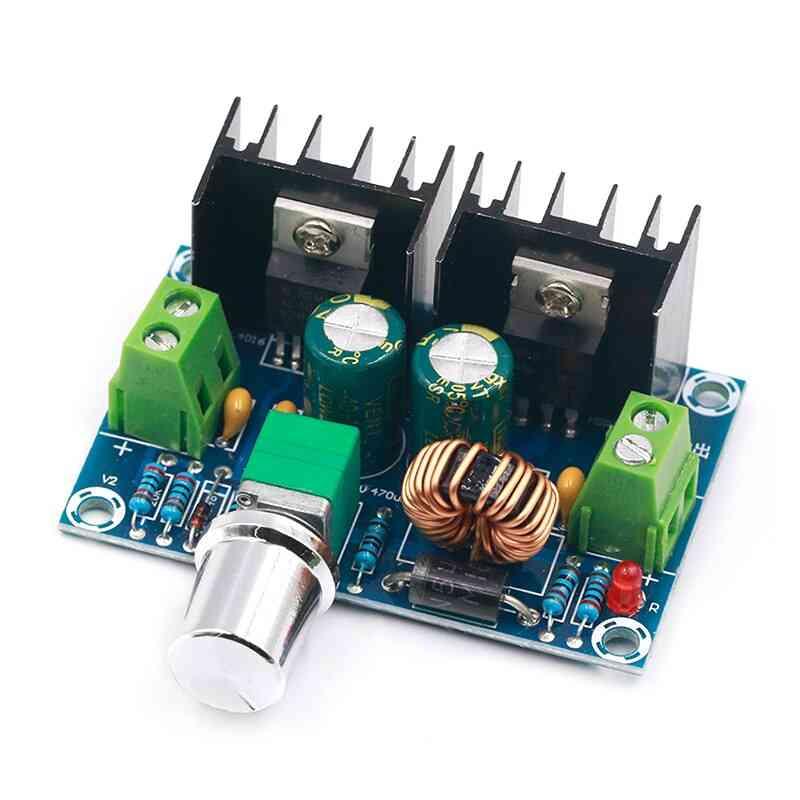 Dc-dc Step Down Buck Converter Power Supply Module Voltage Regulator