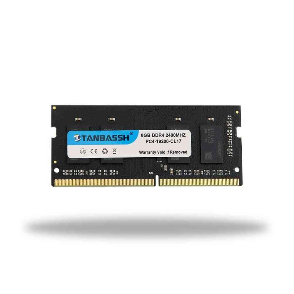Ddr4- High Performance, Sodimm Memory Ram For Laptop, Notebook, Desktop