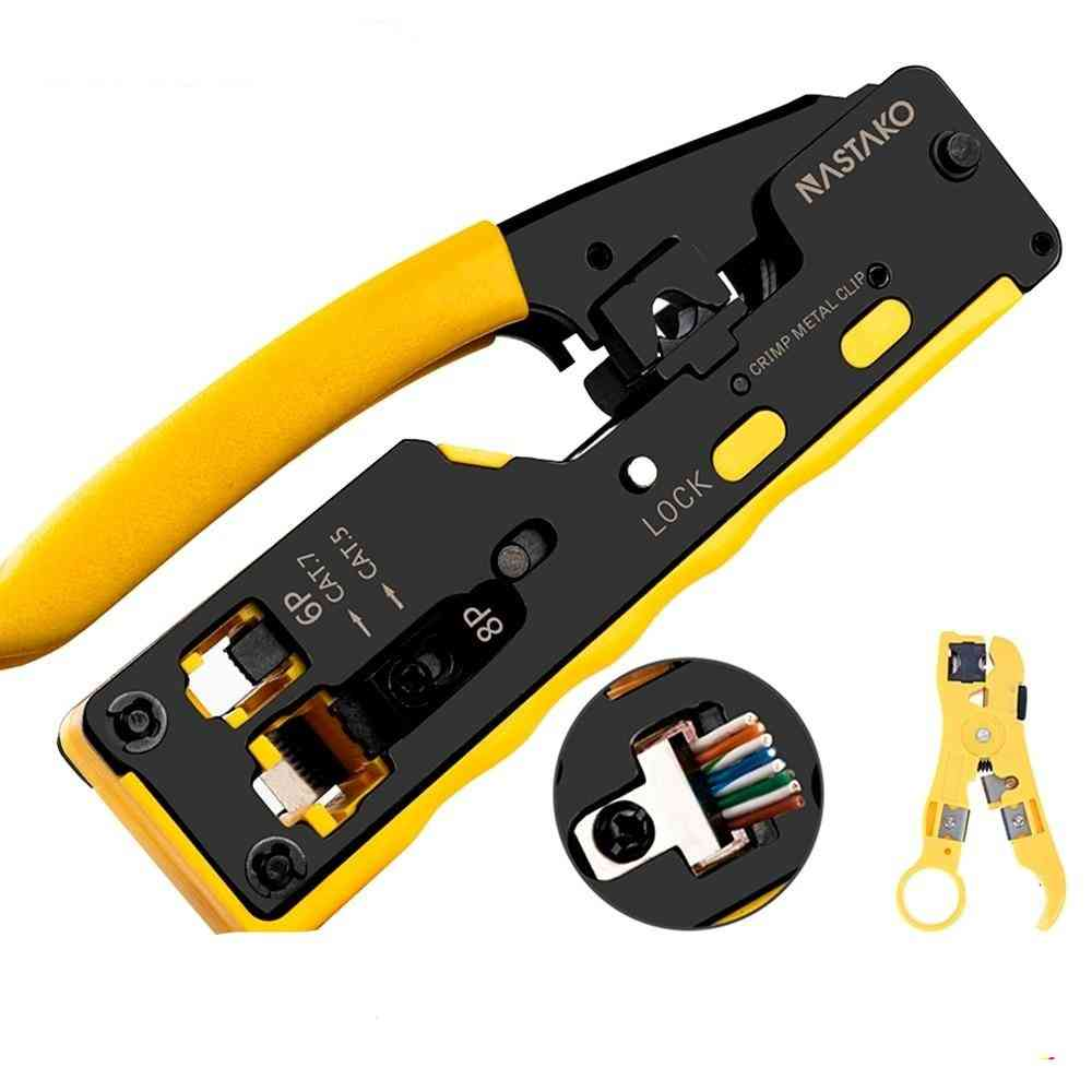 All In One Tool Network Crimper