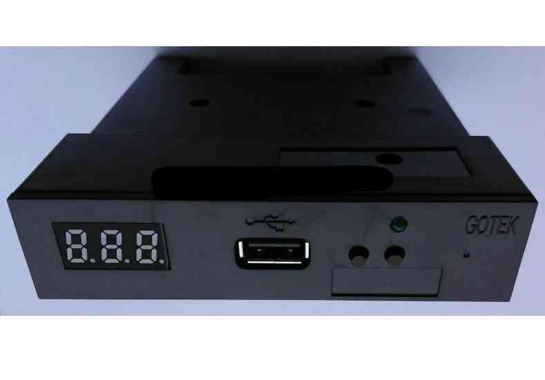 2021 Version Sfr1m44-u100k Usb Floppy Drive Emulator