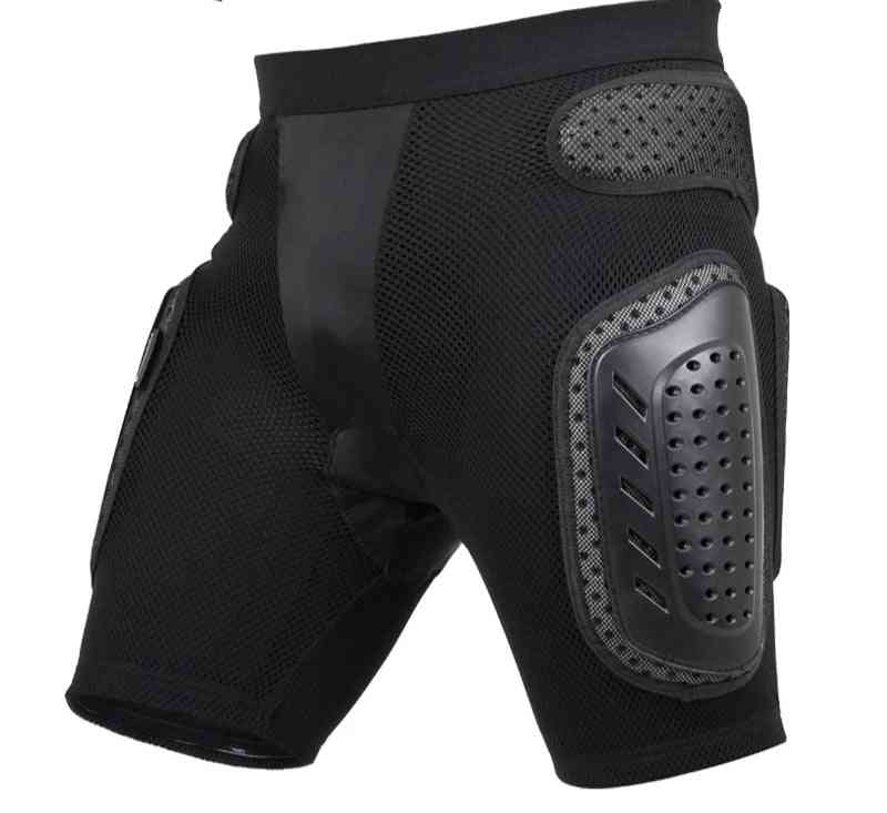 Motocross Protective Shorts, Protection Hip Pad Resistance