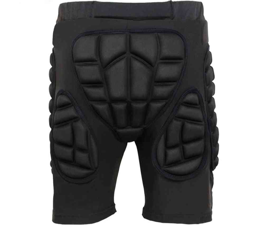 Outdoor Total Impact Hip Pad Sports Gear Shorts