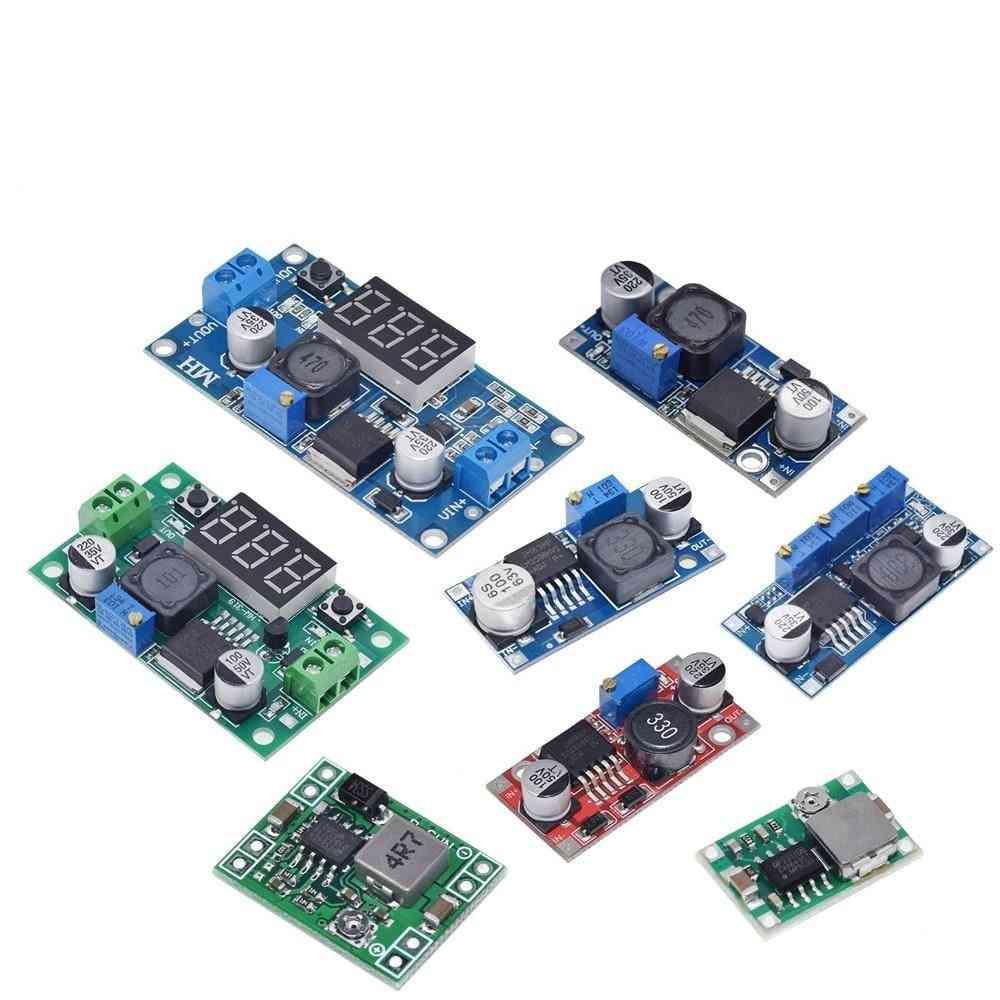 Adjustable Dc-dc Step-down Power Supply Regulator Module