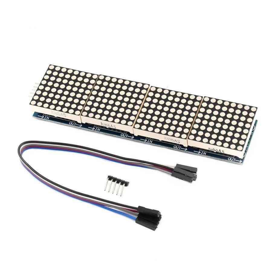 Dot Matrix Module Microcontroller Tv Led Display Panel