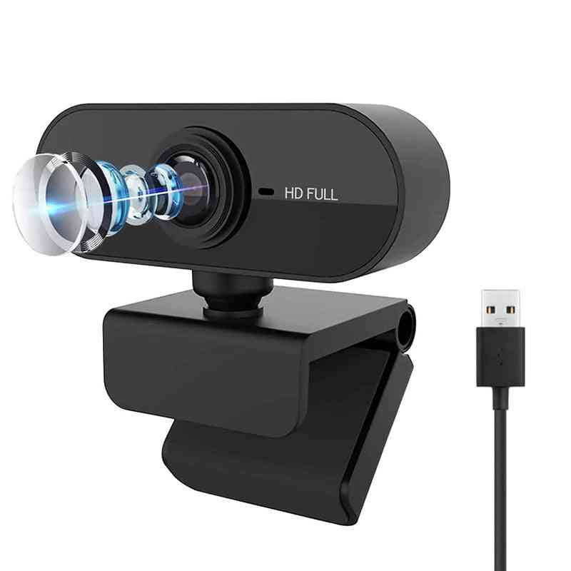 1080p/720p Webcam Conference Usb With Mic Interface For Video Calling