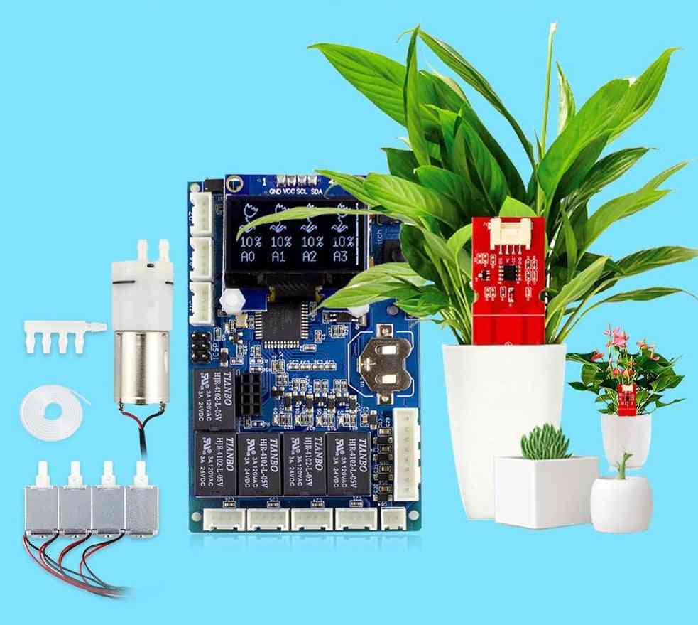 Elecrow Automatic Smart Plant Watering Kit