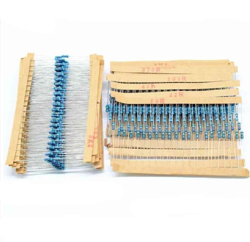 Metal Film Resistor Kit