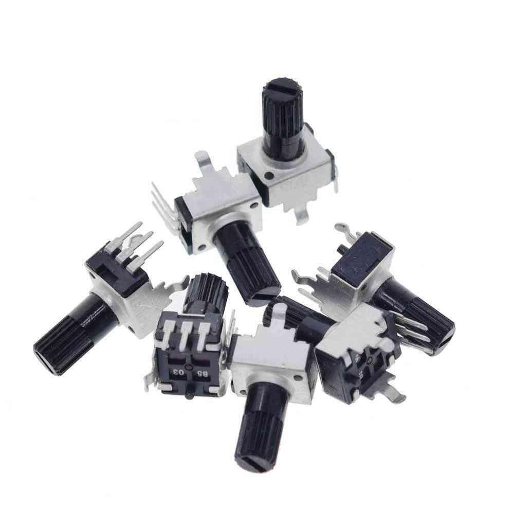Rv09 Adjustable Resistor 9 Type 3-pin Seal Rotary Potentiometer