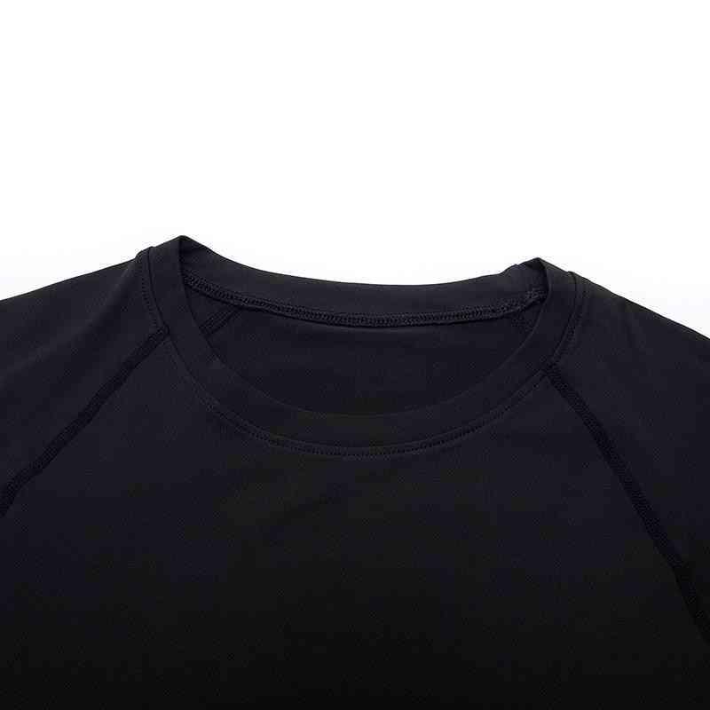 Mma Tactics Top, Leggings, Compress Fitness Long Thermal Underwear