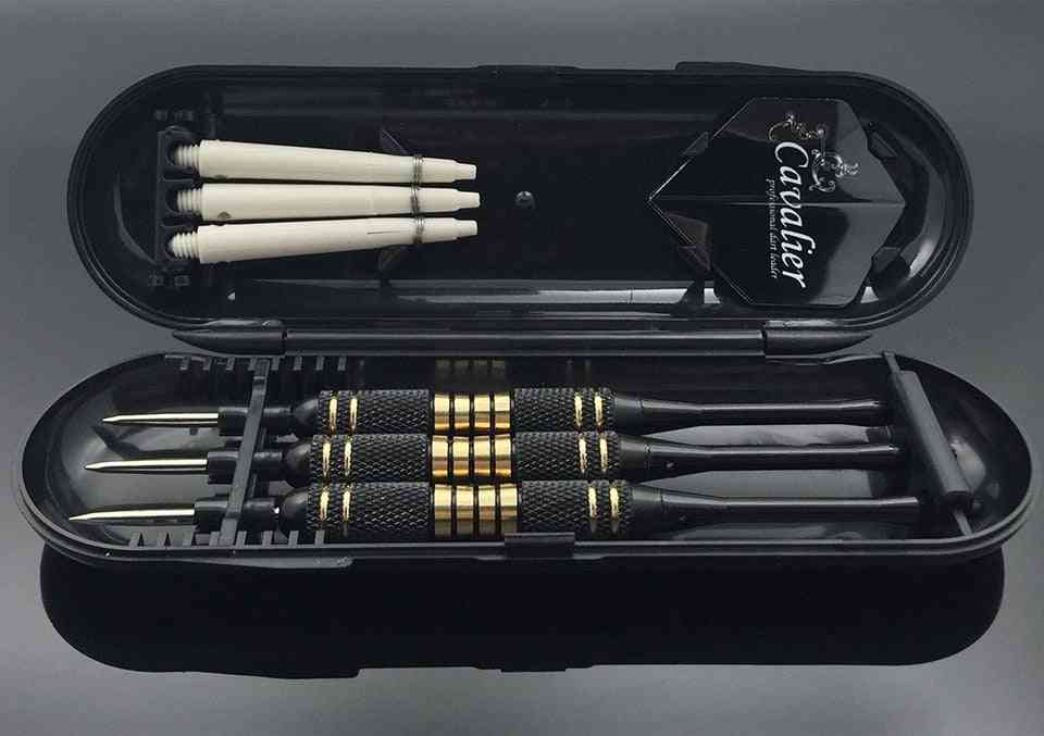 Professional Darts Free Carry Box Steel Tip Darts With Brass Darts Shafts