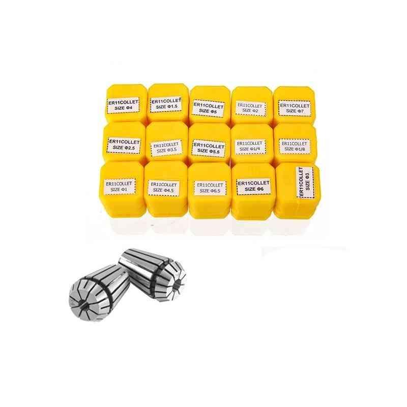 Er11 1-7mm Spring High Precision Collet Set