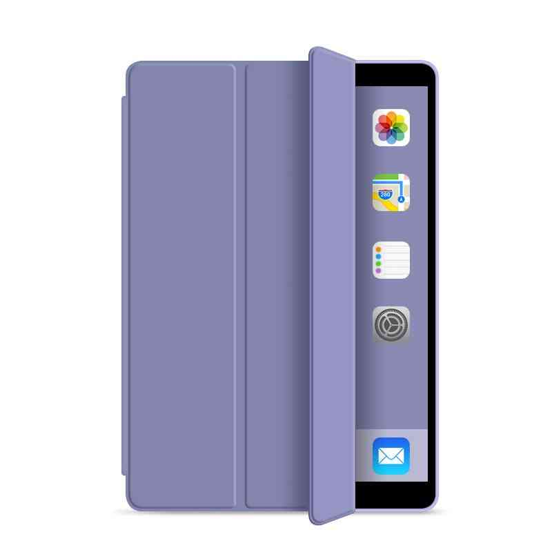 Smart Soft Silicone Trifold Stand Case