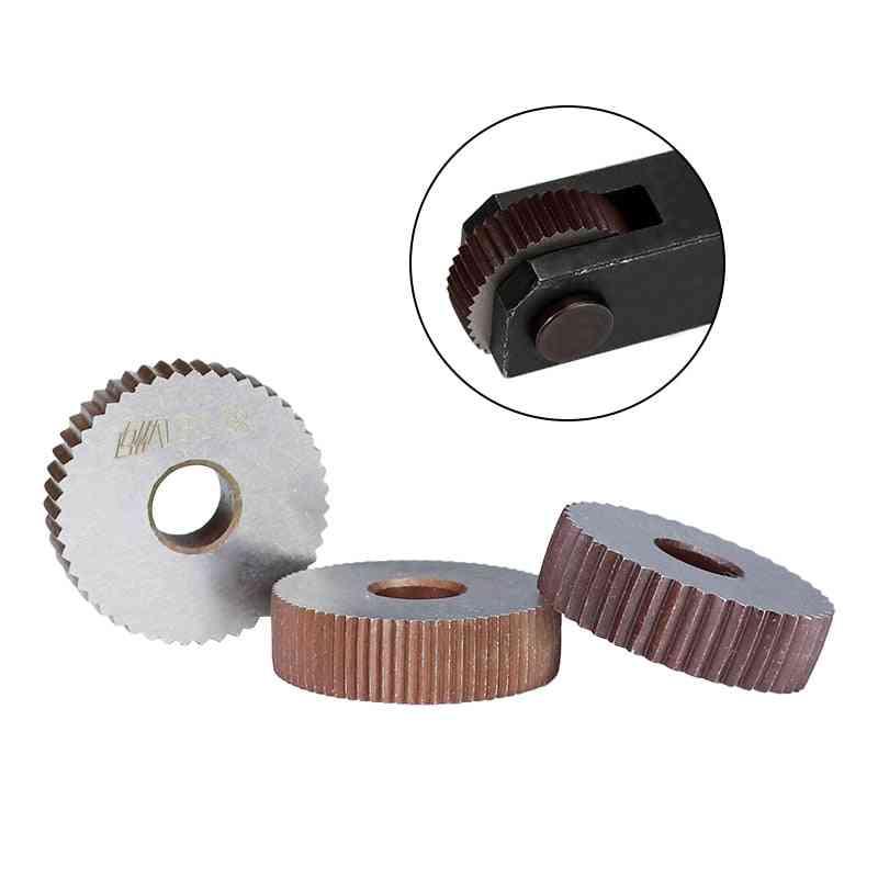 Lathe Knurling, Inner-hole Wheel, Gear Shaper Cutter, Straight Knife