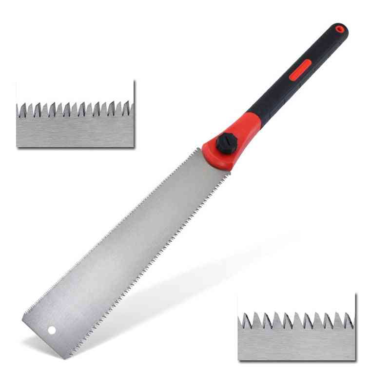 Double-side Saws 3-edge Teeth Wood Cutter Tools