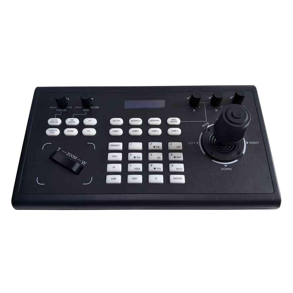 Professional Pelcod Visca Onvif 3d Joystick Ip Ptz Keyboard Controller