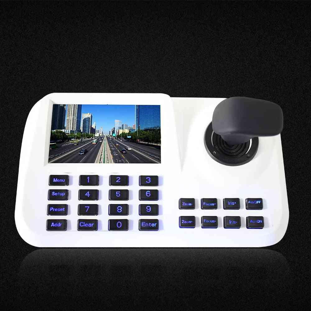 3d Joystick Network Keyboard  Controller