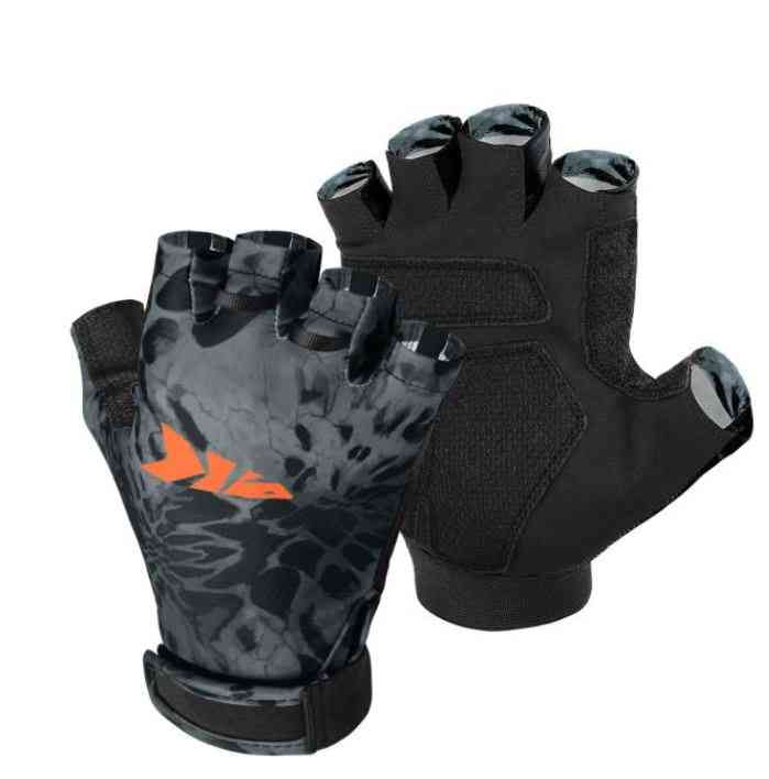 Sun Hands Protection Breathable Outdoor Sportswear Gloves