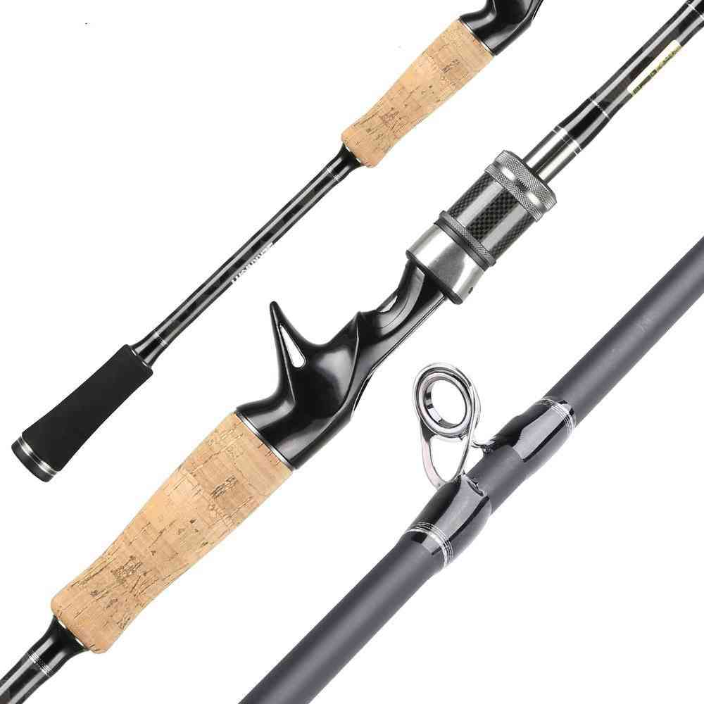 Double-tip Falcon Series, Lure Power Carbon, Spinning/ Casting, Fishing Rod
