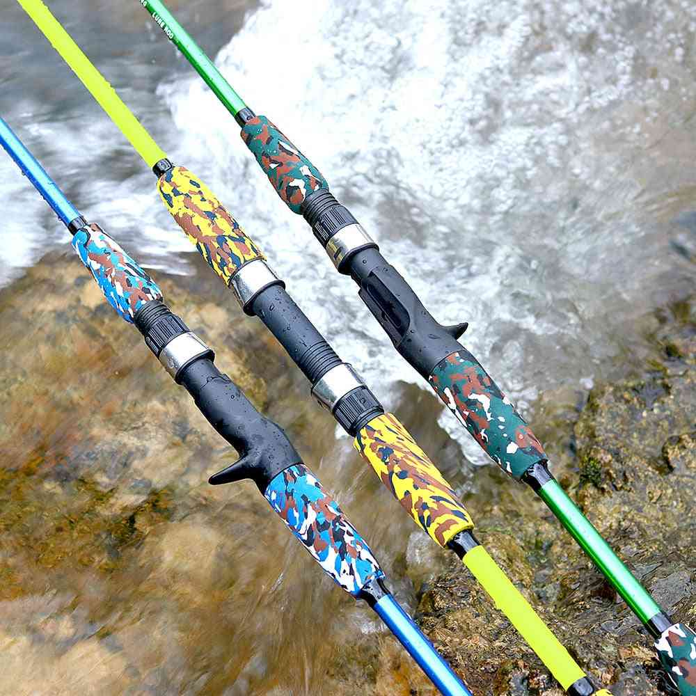 Spinning Casting, Hand Lure, Pesca Carbon, Pole Fishing Rod