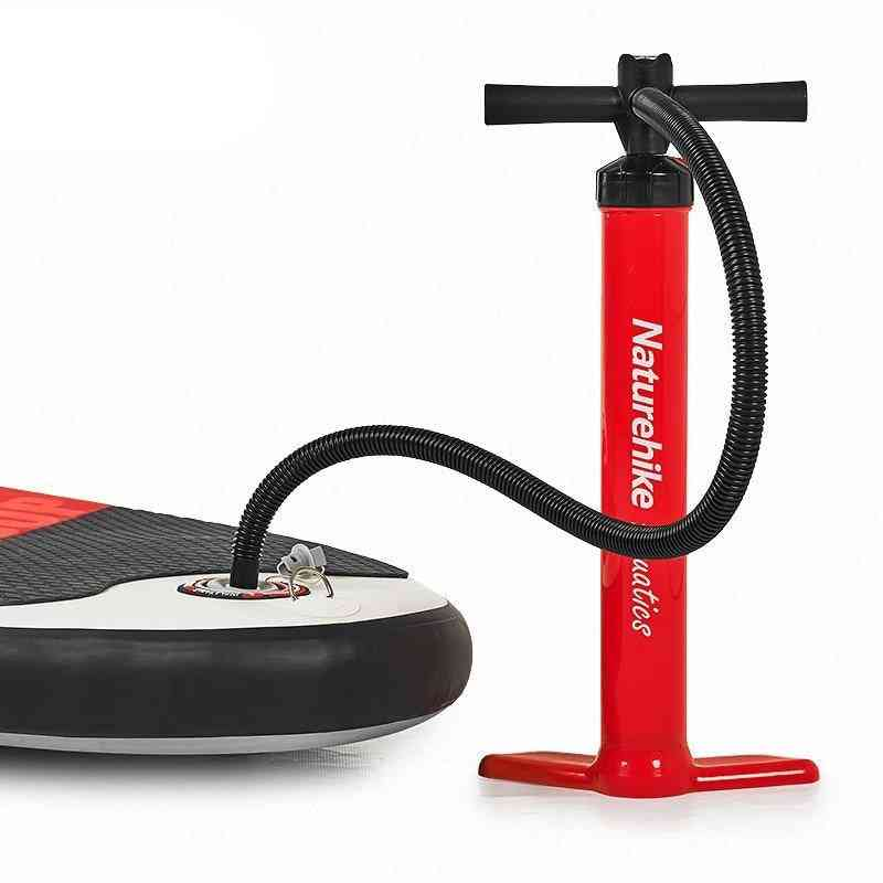 Water Sports, Surf Air Pump, Kayak Inflatable, Pulp Board  (light Grey)