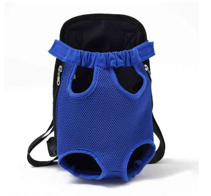 Pet Carrier Dog Front Chest Five Holes Backpack