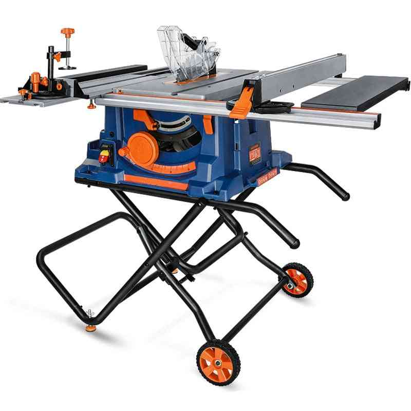 Woodworking Table Saw Household Electric Tool Cutting Machine
