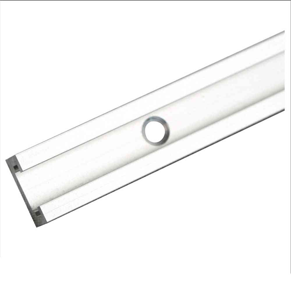 Linear Pulley Guide, Rail Miter Hardware, T-tracks Chute For Modification Tool
