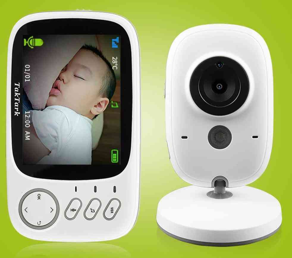 Wireless Video Color, Baby Monitor, Security Camera