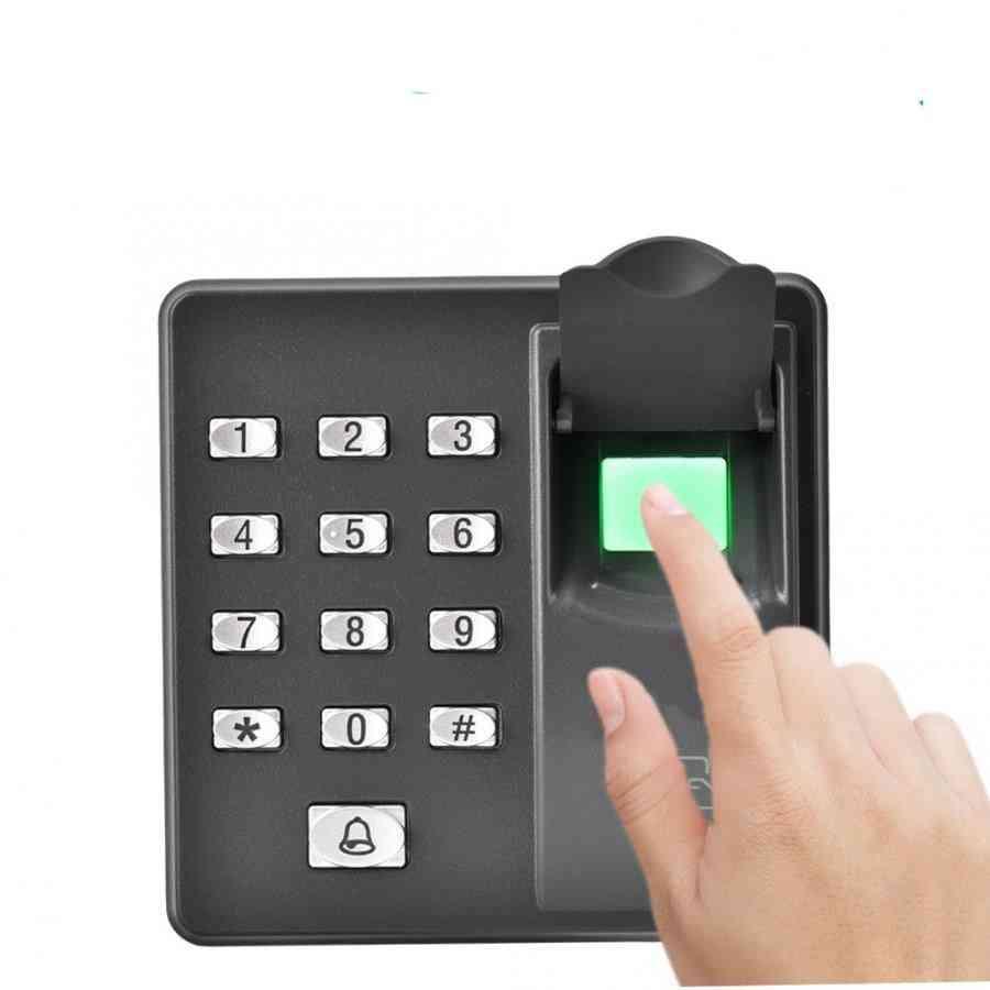 Rfid Reader Biometrics, Fingerprint For Door Access Control, Smart Card