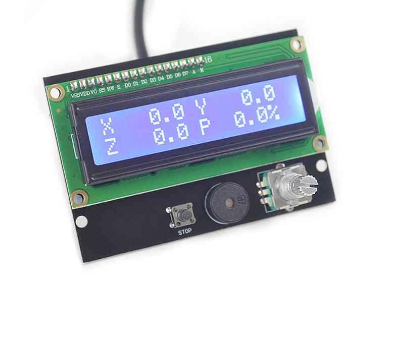 Grbl Offline Controller Board, Cnc Machine