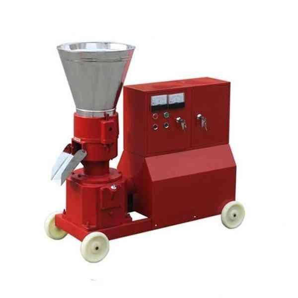 Kl200c 7.5kw Pellet Mill Feed / Wood Pellet Mill Machine