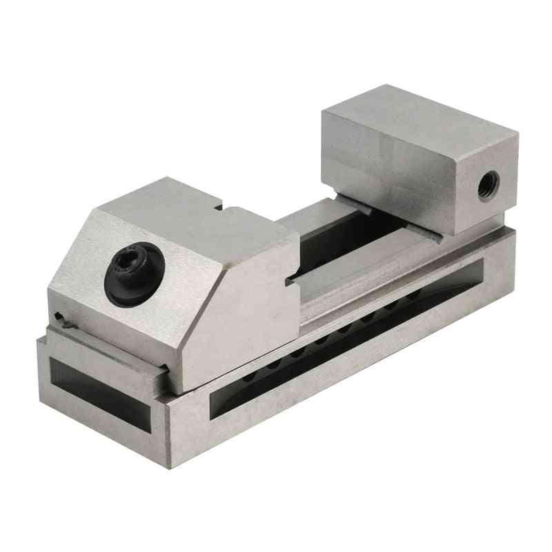 Fast Moving Cnc Vise Gad Tongs Plain Vice High Precision Machine